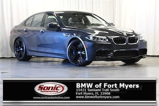 Certified 2016 BMW M5 Sedan in Fort Myers