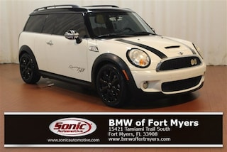 2010 MINI Cooper S Clubman Base Wagon