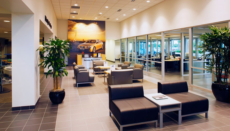 BMW Fort Myers Service Center