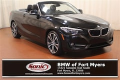 Used 2016 BMW 228i Convertible for sale in Clearwater