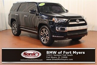 Used 2015 Toyota 4Runner Limited SUV in Fort Myers