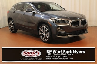New 2018 BMW X2 xDrive28i Sports Activity Coupe in Fort Myers, FL