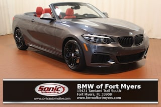 New 2019 BMW M240i Convertible in Fort Myers, FL