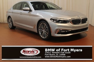 New 2019 BMW 540i 540i Sedan in Fort Myers, FL