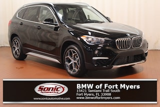 New 2019 BMW X1 xDrive28i SUV in Fort Myers, FL