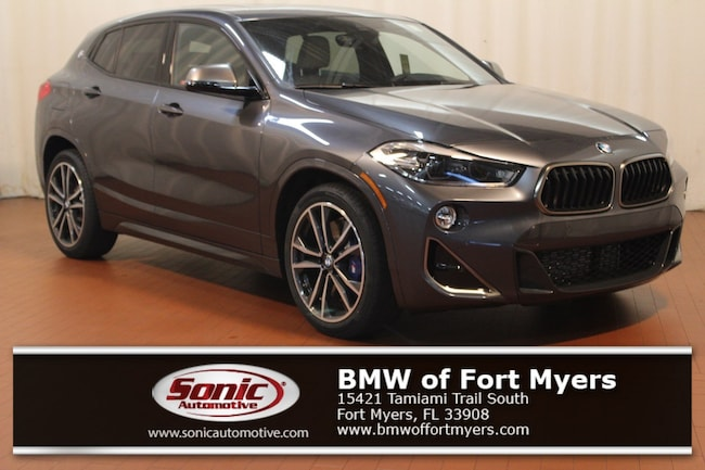 New 2019 BMW X2 M35i Sports Activity Coupe in Fort Myers, FL