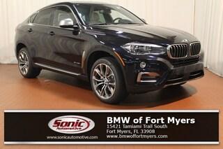 New 2018 BMW X6 xDrive35i SAV in Fort Myers, FL