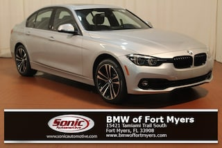 New 2018 BMW 330i Sedan in Fort Myers, FL