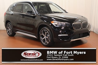 New 2019 BMW X1 sDrive28i SUV in Fort Myers, FL