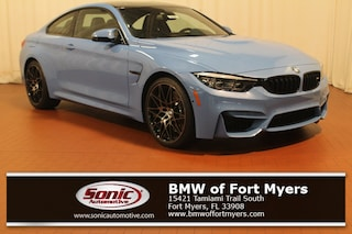 New 2019 BMW M4 Coupe Coupe in Fort Myers, FL