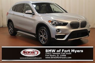 New 2018 BMW X1 sDrive28i SAV in Fort Myers, FL