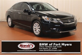 Used 2014 Honda Accord EX Sedan in Fort Myers