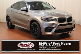 New 2019 BMW X6 M Sports Activity Coupe SAV in Fort Myers, FL