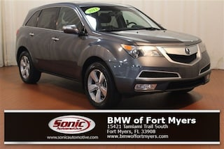 Used 2011 Acura MDX SUV in Fort Myers
