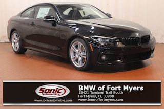 New 2019 BMW 430i 430i Coupe in Fort Myers, FL