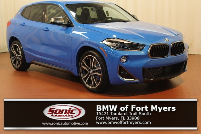 New 2019 Bmw X2 M35i For Sale In Fort Myers Fl Stock Kef29754