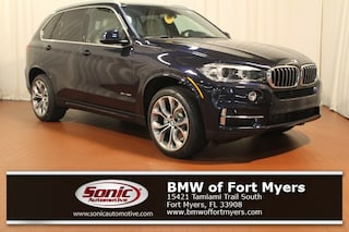 New 2018 BMW X5 sDrive35i SAV in Fort Myers, FL