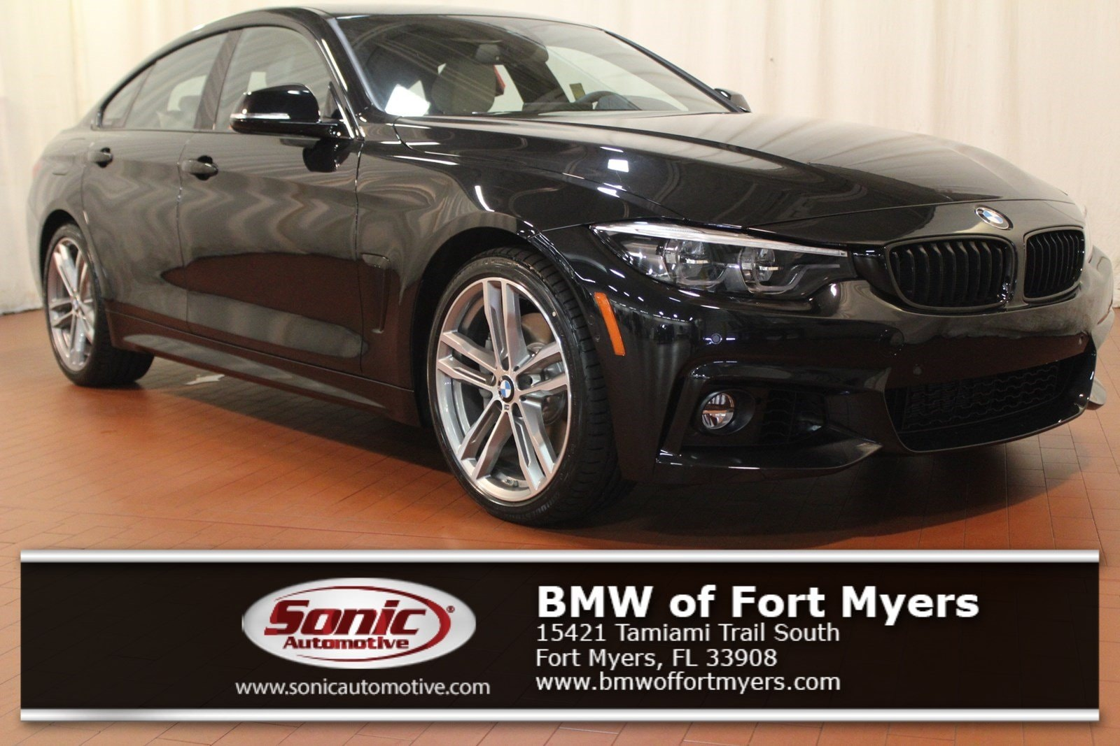 New 2018 BMW 440i Gran Coupe in Fort Myers