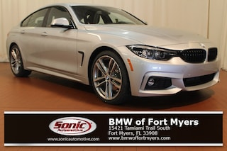 New 2018 BMW 430i Gran Coupe in Fort Myers, FL