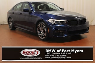 New 2019 BMW 530i 530i Sedan in Fort Myers, FL
