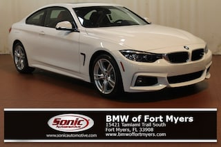 New 2019 BMW 440i 440i Coupe in Fort Myers, FL