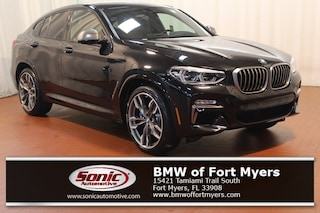 New 2019 BMW X4 M40i Sports Activity Coupe in Fort Myers, FL