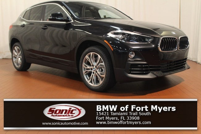 New 2018 BMW X2 sDrive28i Sports Activity Coupe in Fort Myers, FL