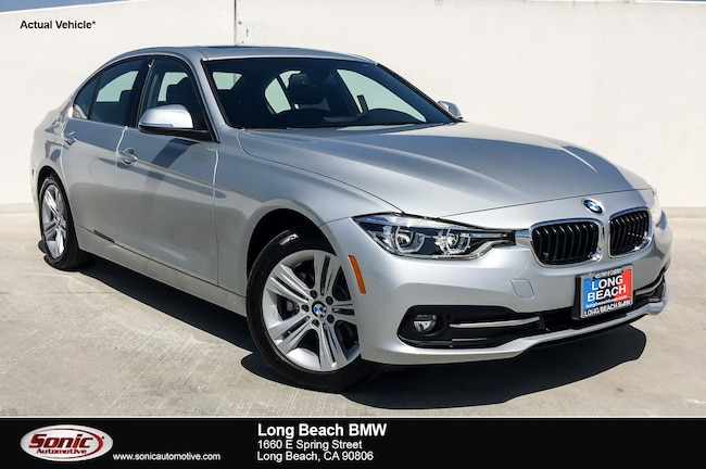 New 2018 BMW 3 Series 328d Sedan near Los Angeles