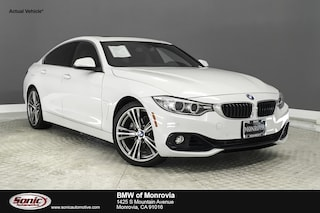 Certified 2016 BMW 428i w/SULEV Gran Coupe in Los Angeles