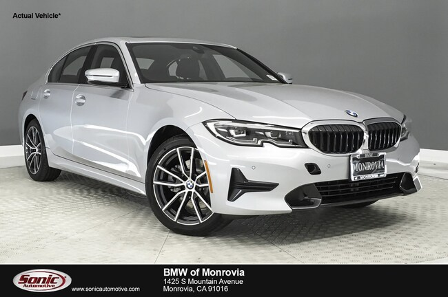 New 2019 BMW 3 Series 330i Sedan near Los Angeles