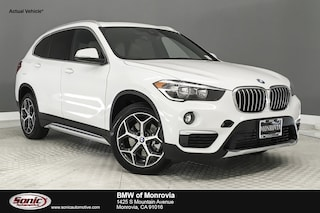 Used 2019 BMW X1 sDrive28i SUV for sale in Monrovia