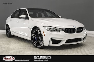 Used 2016 BMW M3 Sedan for sale in Monrovia