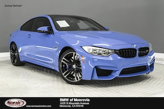 Used 2016 BMW M4 Coupe for sale in Monrovia