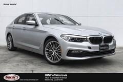 New 2018 BMW 5 Series 540d xDrive Sedan near LA