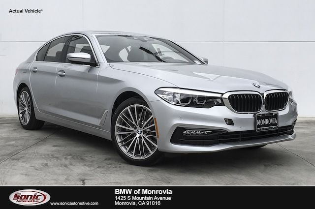 New 2018 Bmw 5 Series 540d Xdrive For Sale Near Los Angeles Ca Stock Jg474808
