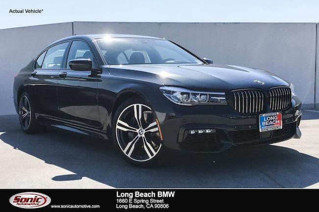 New 2019 BMW 7 Series 740i Sedan near Los Angeles