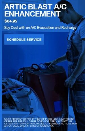 Arctic Blast A/C Enhancement