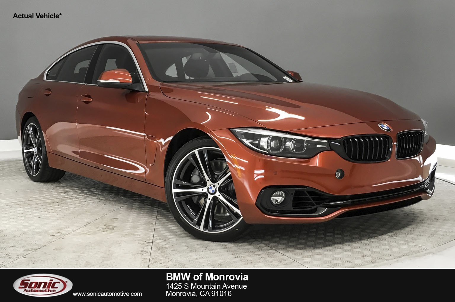 2019 BMW 4 Series 440i Gran Coupe