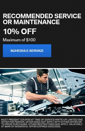 Recommended Service Or Maintenance