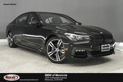 New 2019 BMW 7 Series 740i Sedan for sale in Monrovia