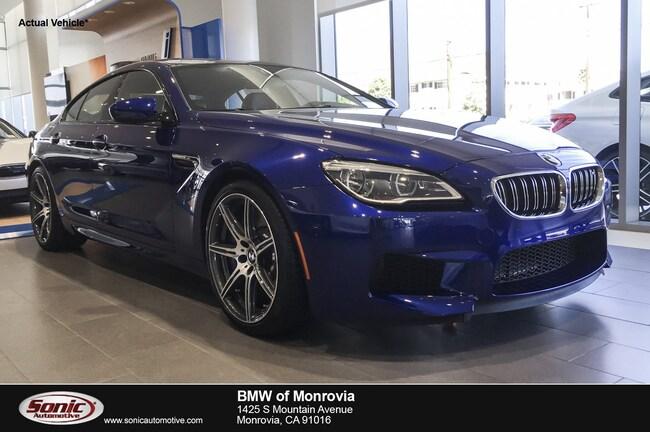 83e4297b3ad5 New 2019 BMW M6 Gran Coupe For Sale near Los Angeles CA ...