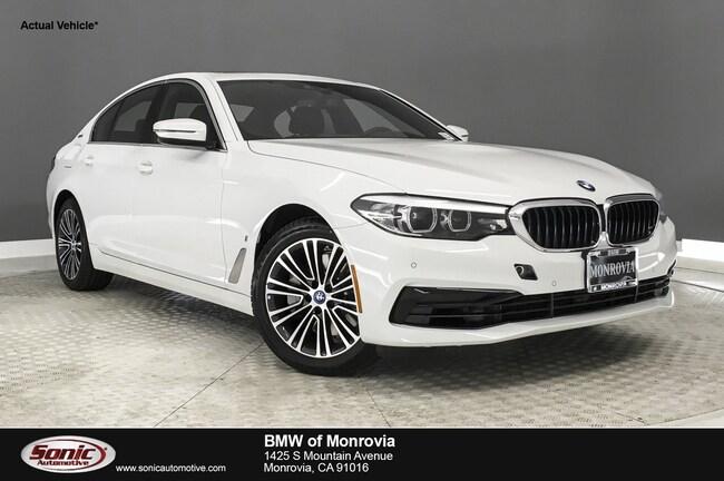New 2019 BMW 5 Series 530e iPerformance Sedan near Los Angeles