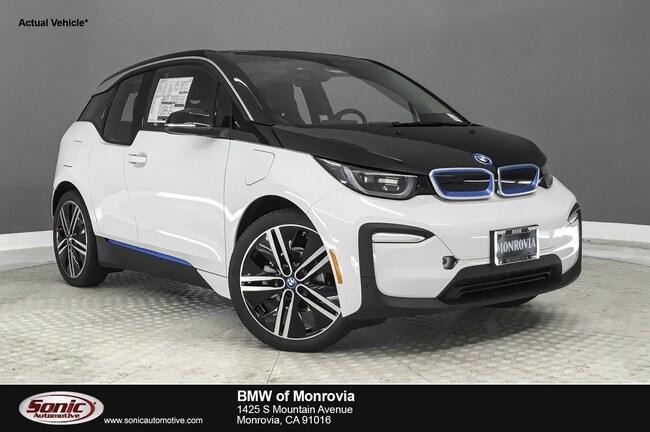 New 2019 BMW i3 120 Ah w/Range Extender Sedan near Los Angeles