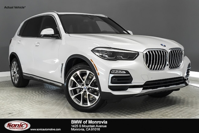New 2019 BMW X5 xDrive40i SAV near Los Angeles