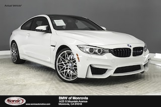 Used 2017 BMW M4 Base Coupe for sale in Monrovia
