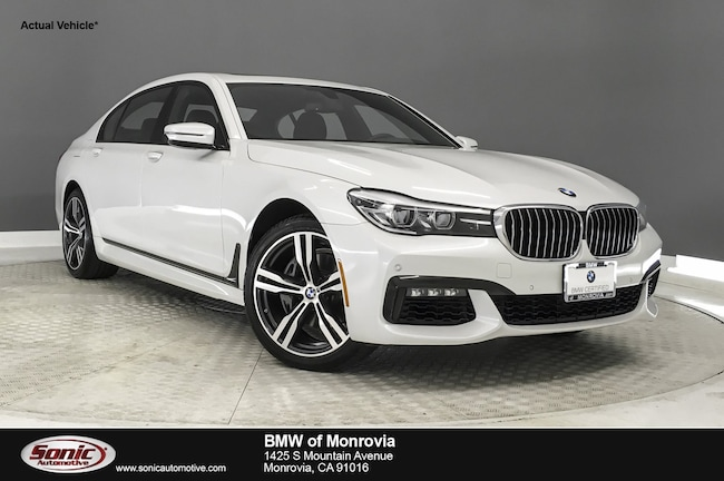 35487f251f748 Certified Used 2016 BMW 740 Sedan in Los Angeles