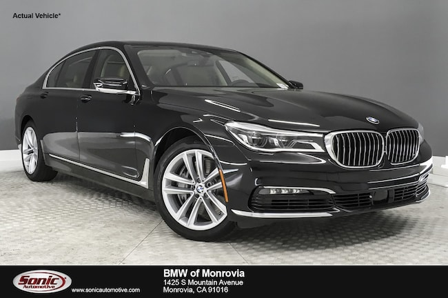 new 2018 bmw 7 series 750i for sale near los angeles ca | stock