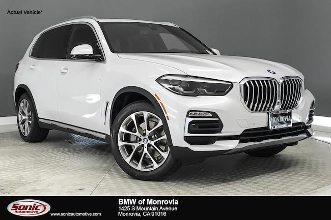 New 2019 BMW X5 xDrive40i SAV near Los Angeles