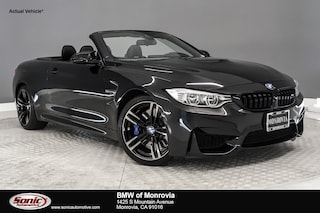 Used 2015 BMW M4 Convertible for sale in Monrovia