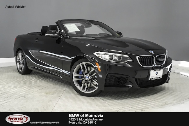 Used 2015 BMW 228i Convertible near Los Angeles
